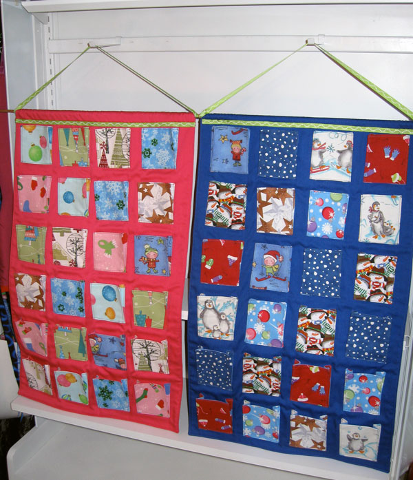 custom made, advent calendars, handmade, Pip 'n' Milly, Nanaimo, BC, Christmas, holiday gift