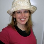 Cream panne velvet ruched hat with upturned brim, handmade hat, one of a kind, Pip 'n' Milly Creations, Vancouver Island, BC