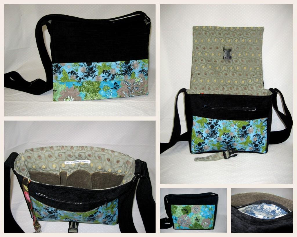 Custom order messenger bag