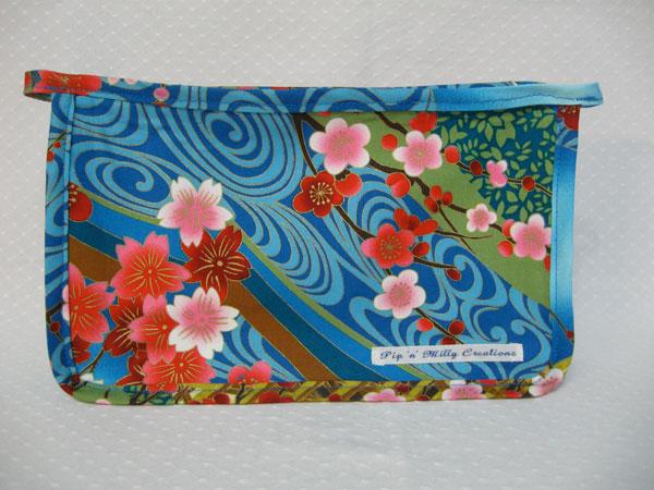 Rear of WIP pouch